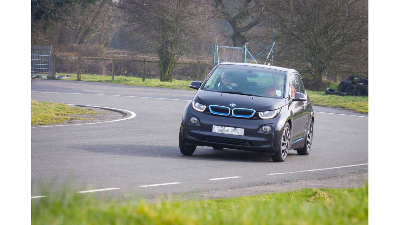 1,378 BMW i3s Sold In First Half Of 2014 In Germany