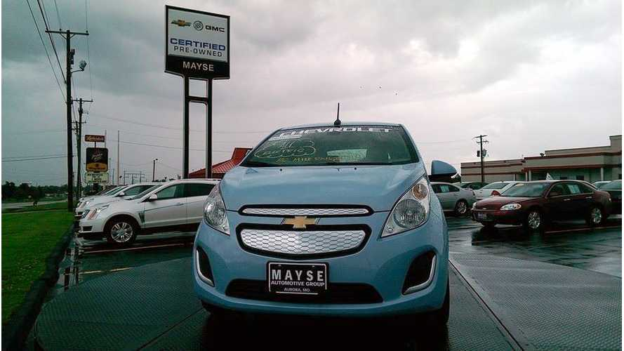 Chevy Spark EV Trickles Into Dealerships Outside Of California And Oregon