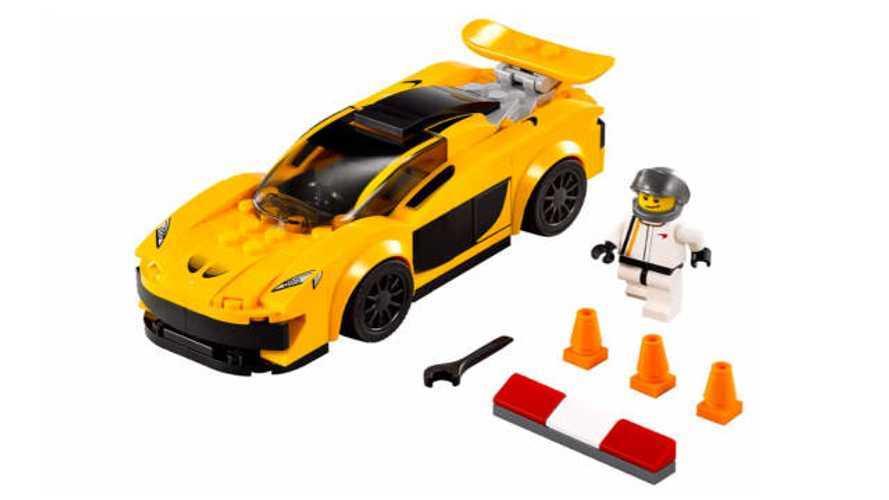 LEGO Versions Of Porsche 918 Spyder, McLaren P1, & LaFerrari, Set For Release In 2015