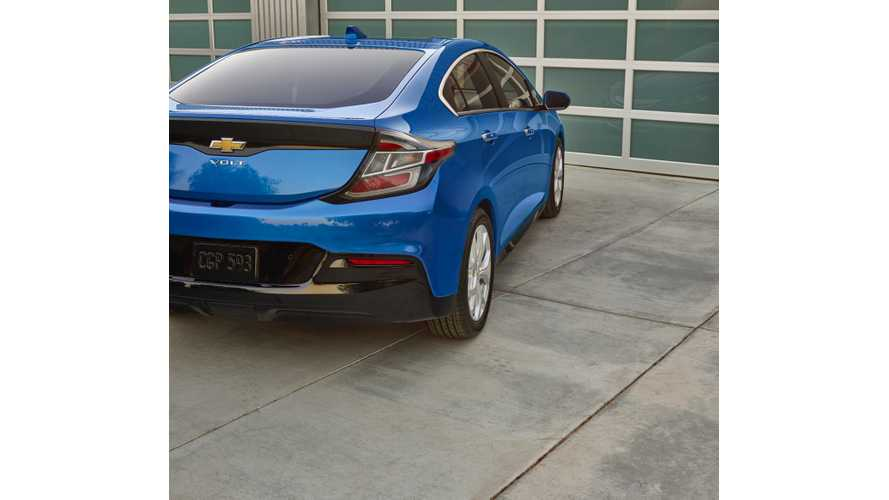 2016 Chevrolet Volt Gallery - Videos