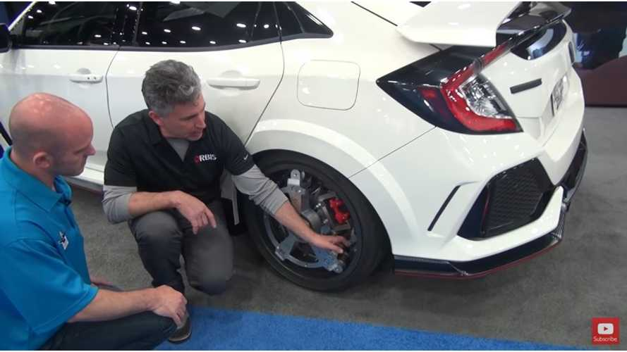 New Ring Drive In-Wheel EV Motor Claimed To Be A Breakthrough