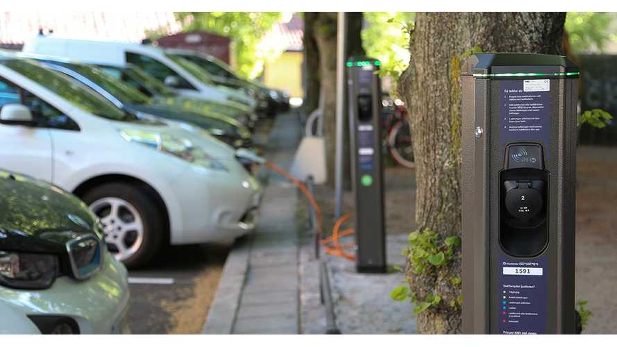 Vattenfall Aims For Leadership In EV Charging Infrastructure