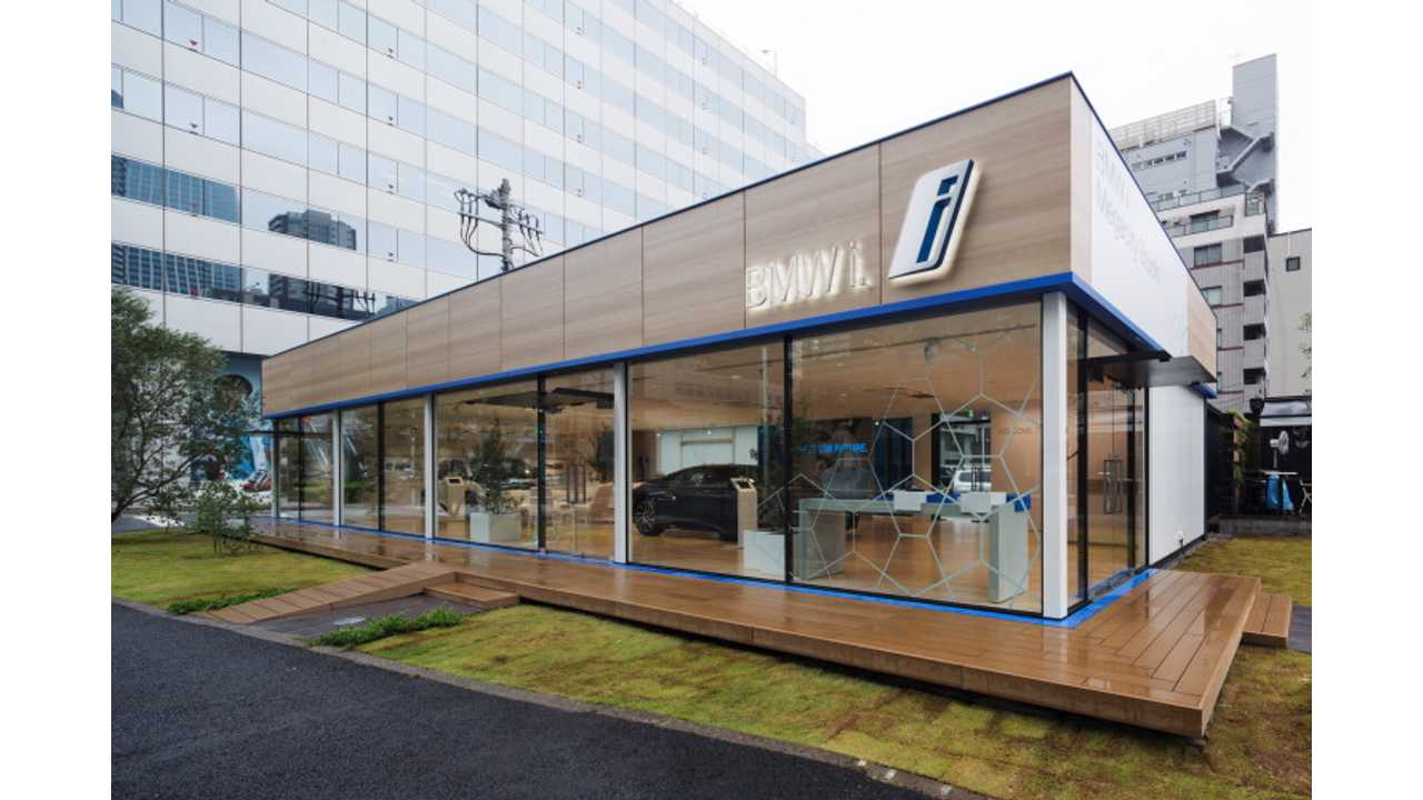 BMW i Megacity Studio Now Open In Japan