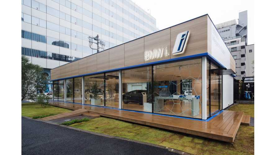 BMW i Megacity Studio Now Open In Japan