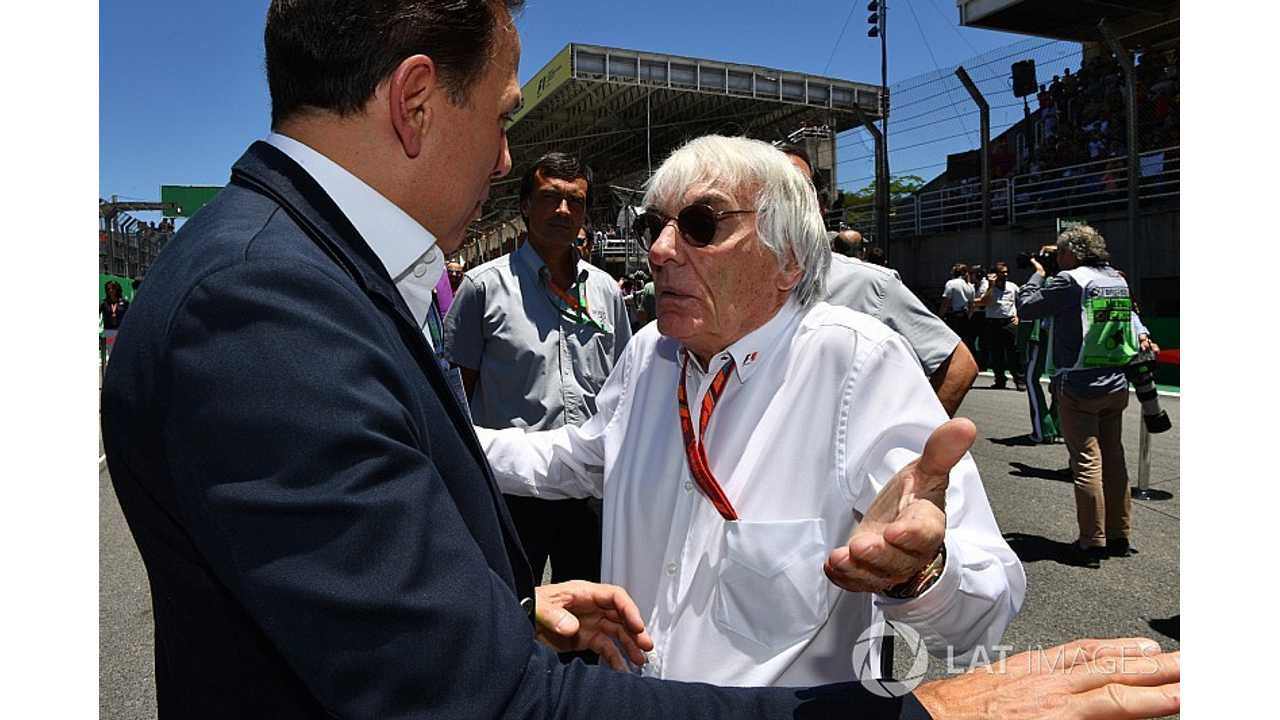 """Former F1 Boss Says New Owners """"Need To Have Balls"""" To Go Electric"""