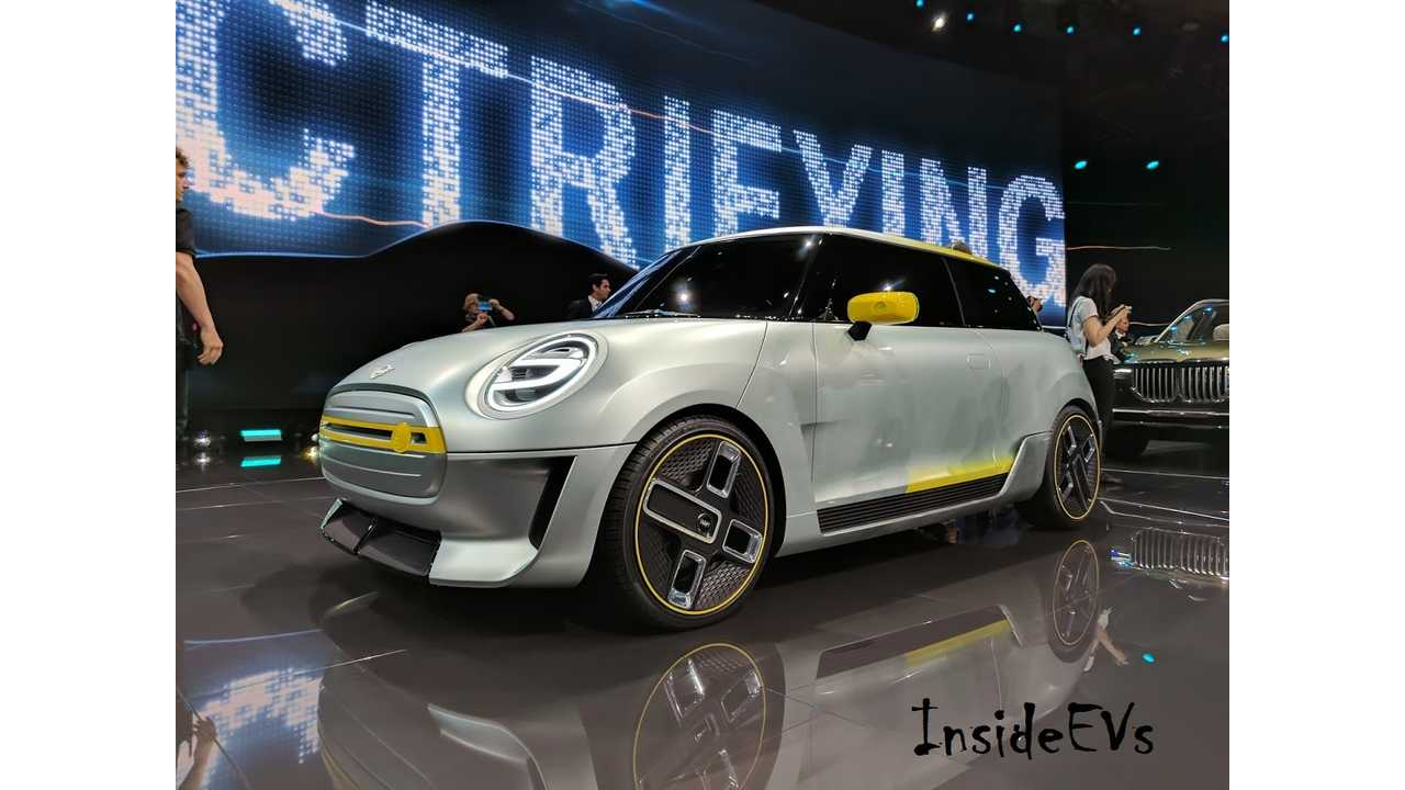 Mini Could Become Standalone Plug-In Electric-Only Brand In U.S.
