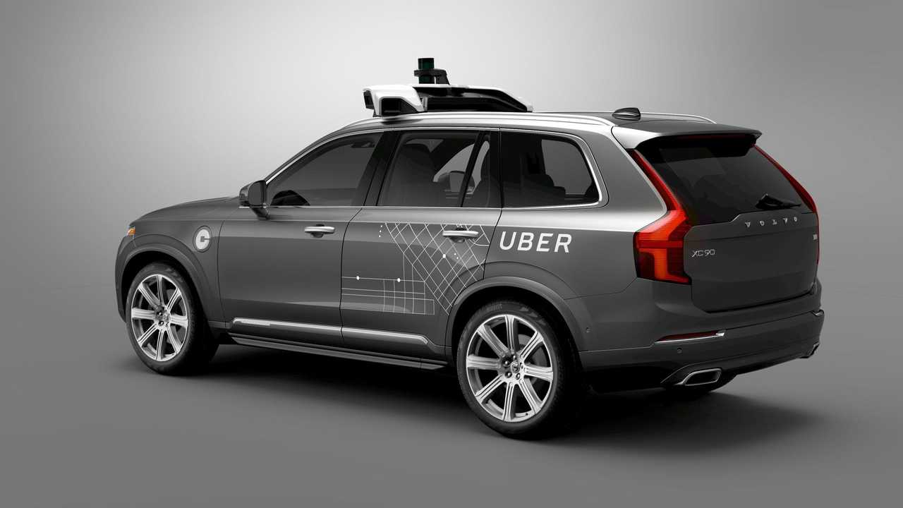 Volvo XC90 T8 for Uber