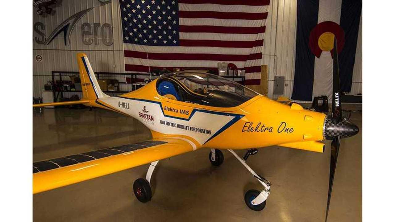 Spartan College of Aeronautics and Technology Orders 20 Sun Flyers