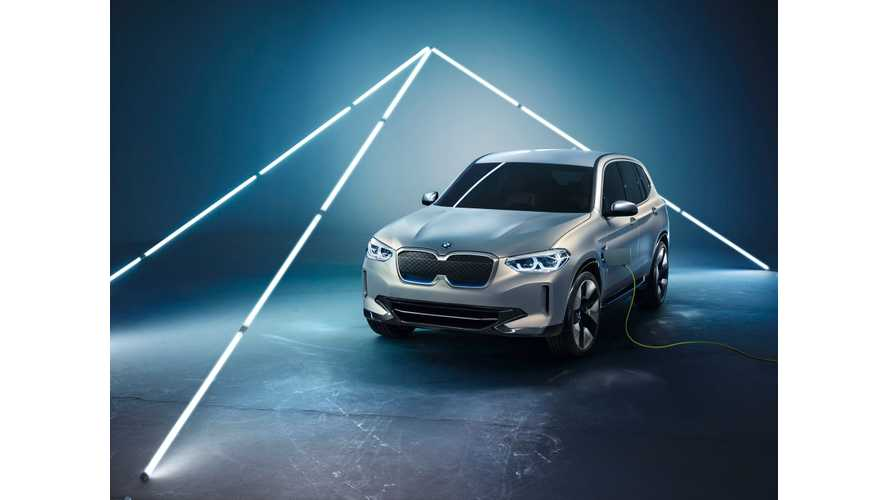 Plug-In Hybrid BMW X3 Expected To Launch Next Year