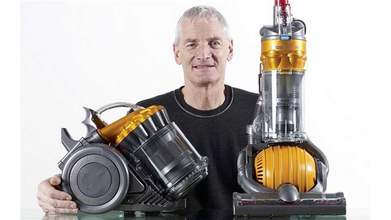 Dyson Trademarks New Digital Motor For On-Road Use