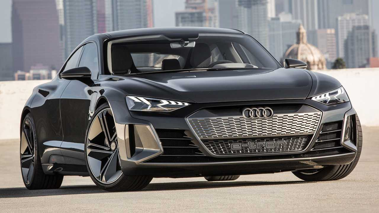 Audi E-Tron GT Versus Tesla Model S: By The Numbers