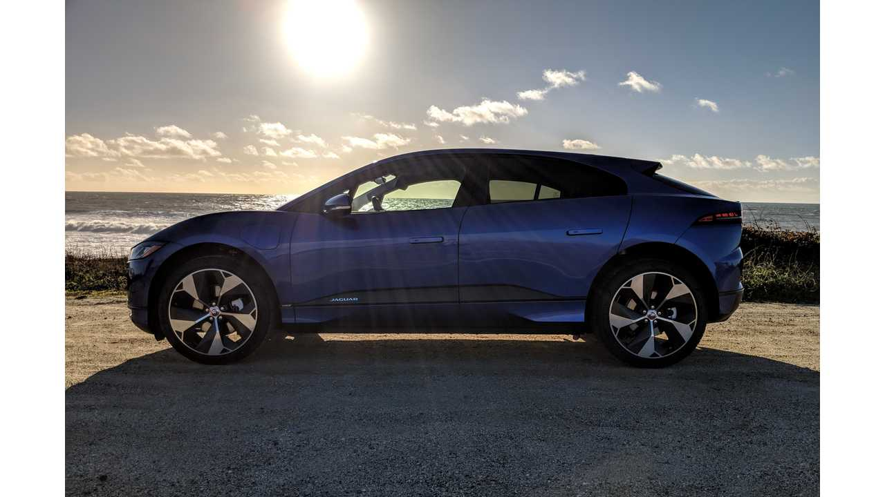 2019 Jaguar I-PACE: A Very Rare Extended Test Drive