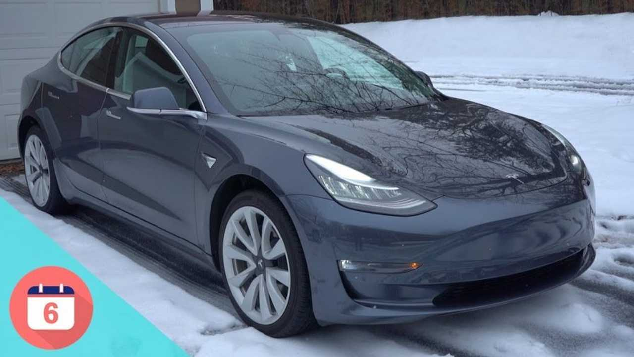 9. Tesla Model 3 Range Down 42% In Cold Weather?