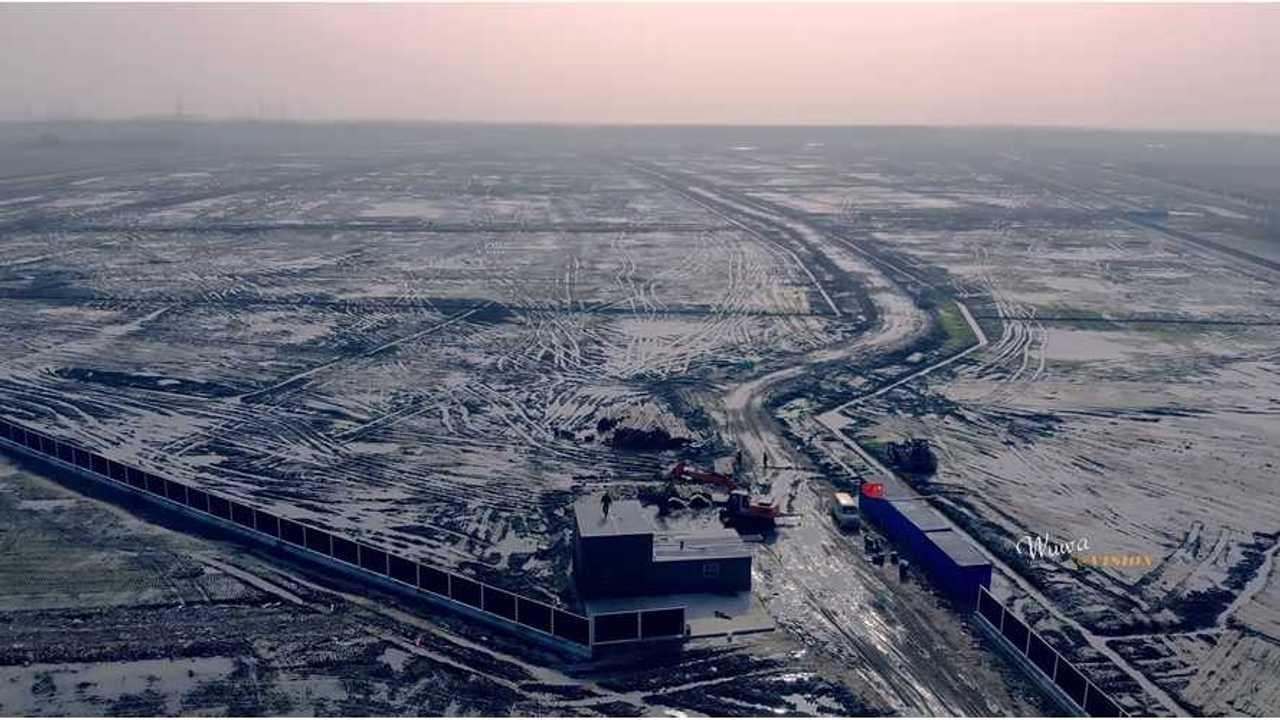 Tesla Gigafactory Groundbreaking: Chinese Model 3 Production On Track