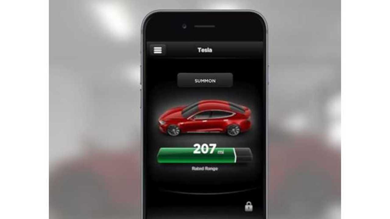 Tesla Releases Official Autopilot Summon Video