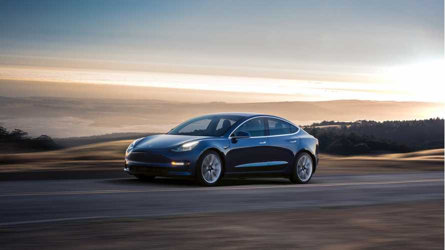 Tesla Model 3 Fares Well In Rollover Crash