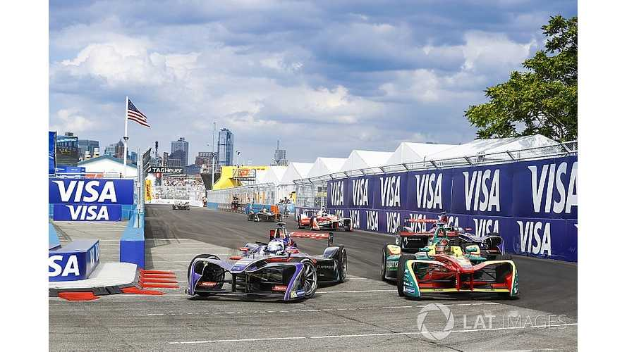 Formula E Title Contender Bird Not Happy With New York Track Changes