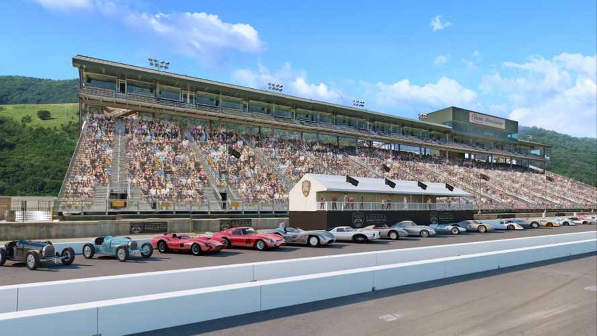 "[""First Ever Sonoma Speed Festival Celebrates Motorsport History""]"