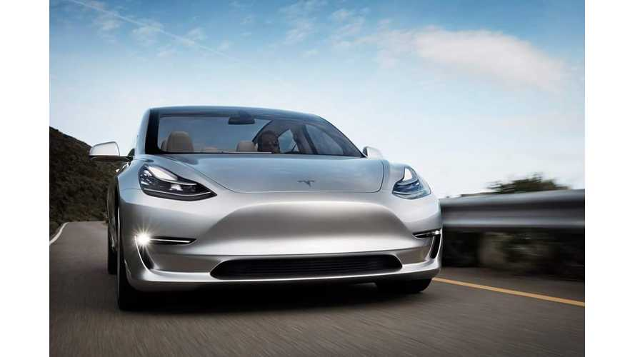 Two New Tesla Model 3 Images Emerge From Golden Gate Photo Shoot