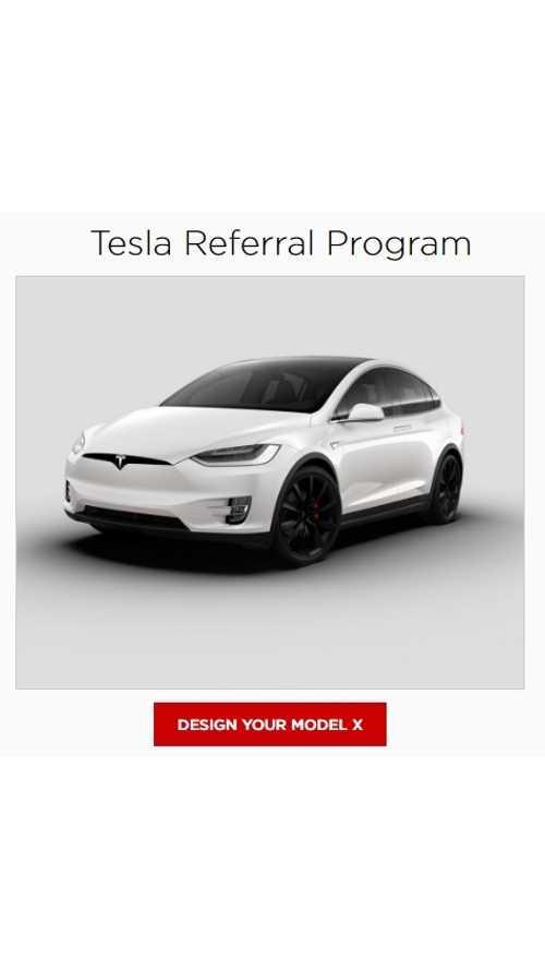 Tesla's New Referral Program Prizes Include Invite To
