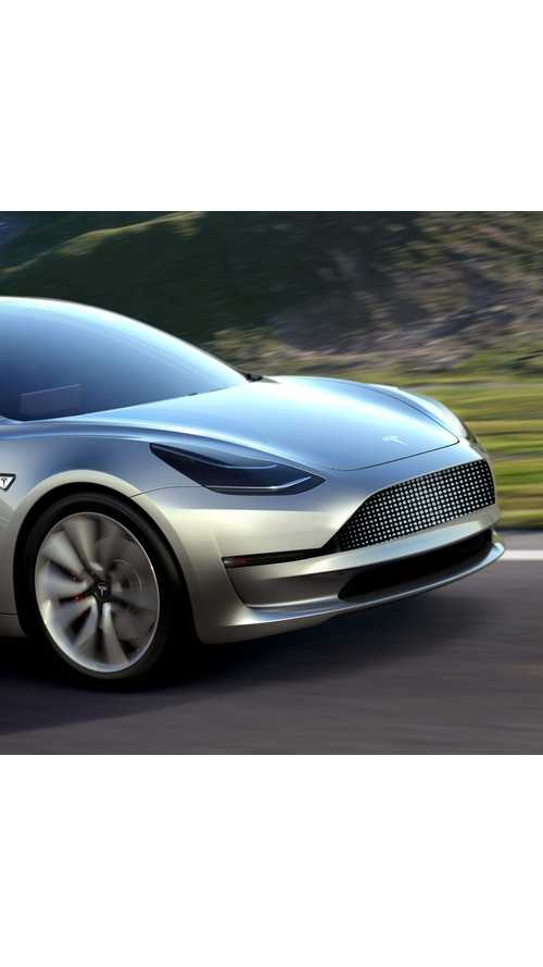 Want Your Tesla Model 3 With A Front Grille?  Suggests Abound, Even A Way To Make It Happen