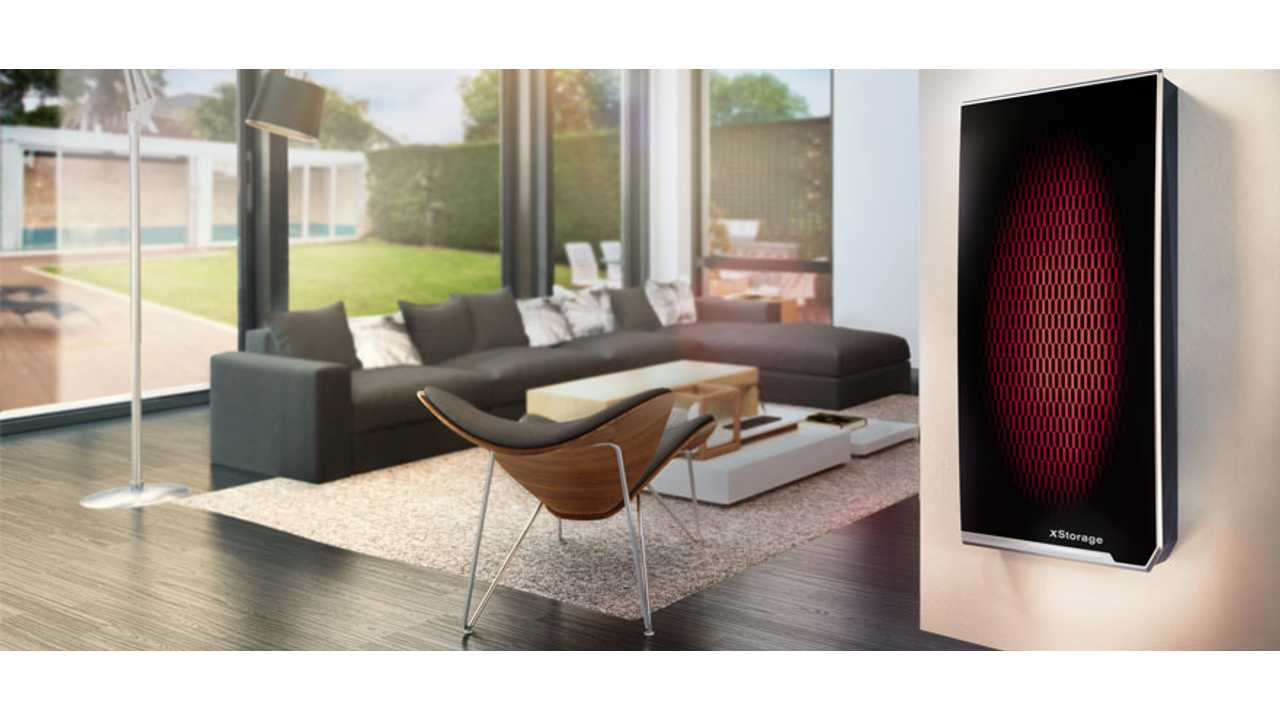 Nissan & Eaton - xStorage Home