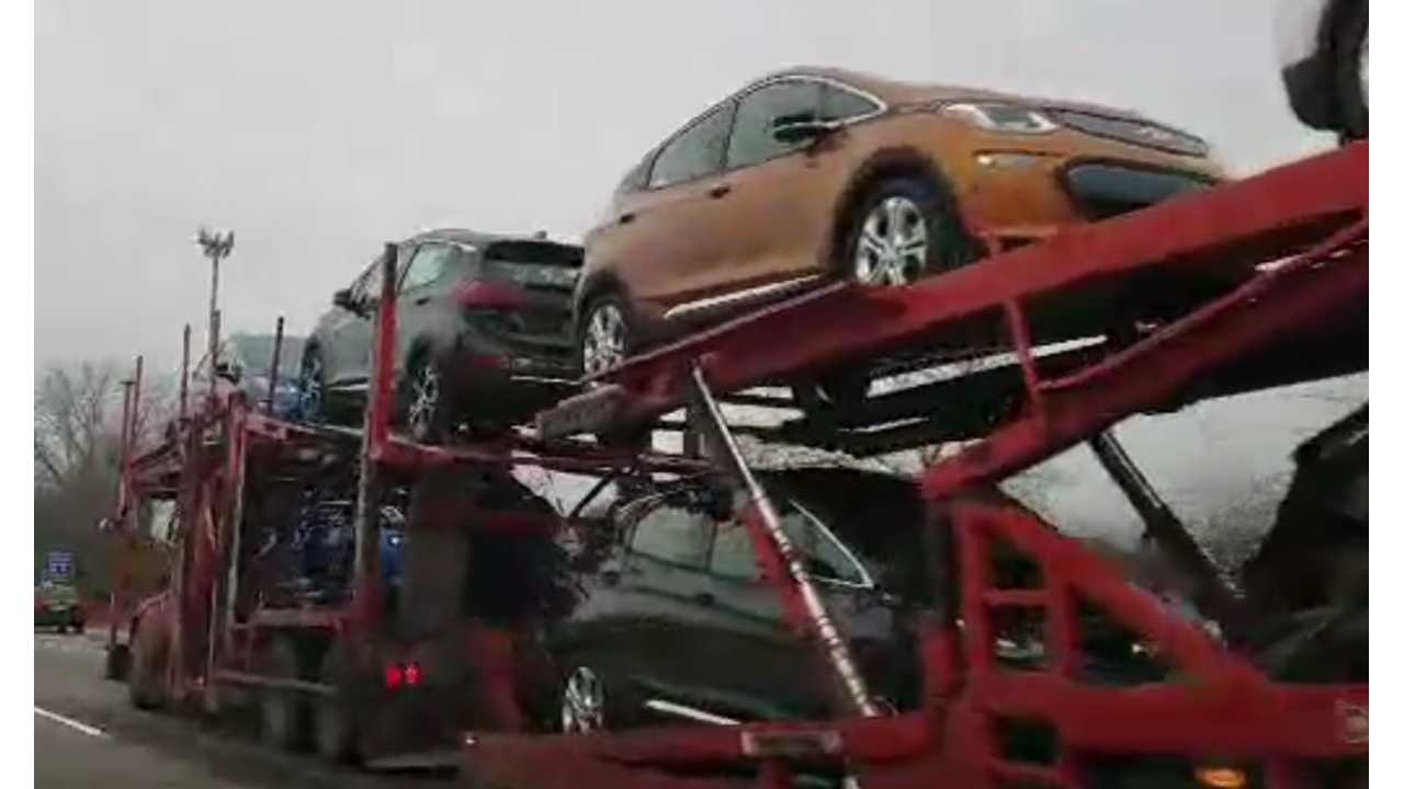 2017 Chevrolet Bolt EV On Way To Consumers Now - Video