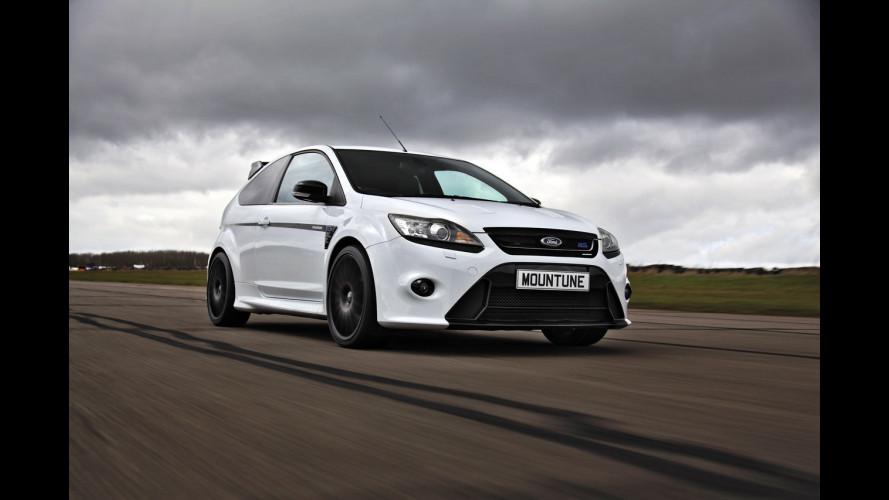 Ford Focus RS MP350: upgrade ufficiale da 350 CV