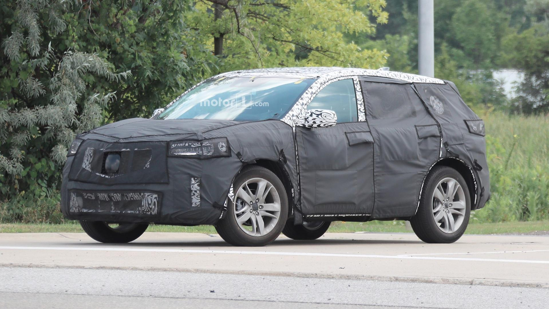 2018 Acura RDX Spy Shots And Latest News >> 2018 Acura Rdx Spied With Updated Design