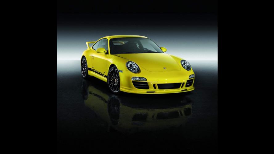 Nuovi accessori Porsche Tequipment
