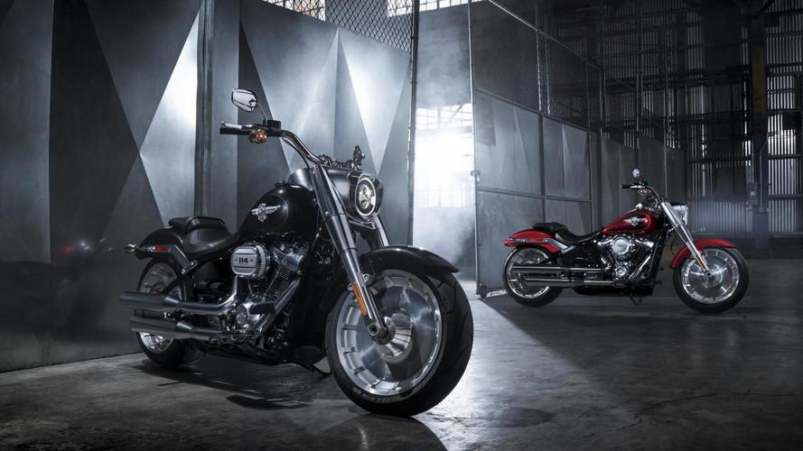 Gama Harley-Davidson Softail 2018