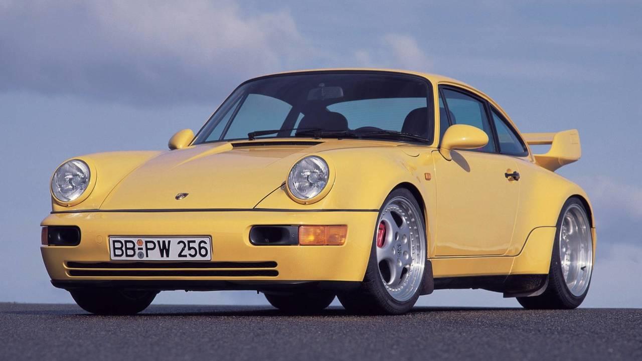 Porsche 911 type 964 Carrera RS 3.8 (1993)