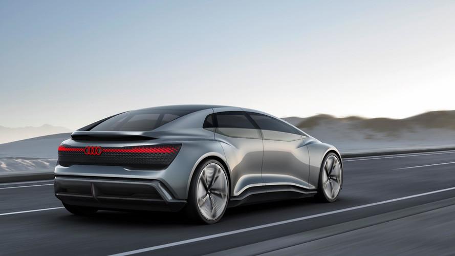 Két innovatív elektromos tanulmányt is bemutat idén az Audi