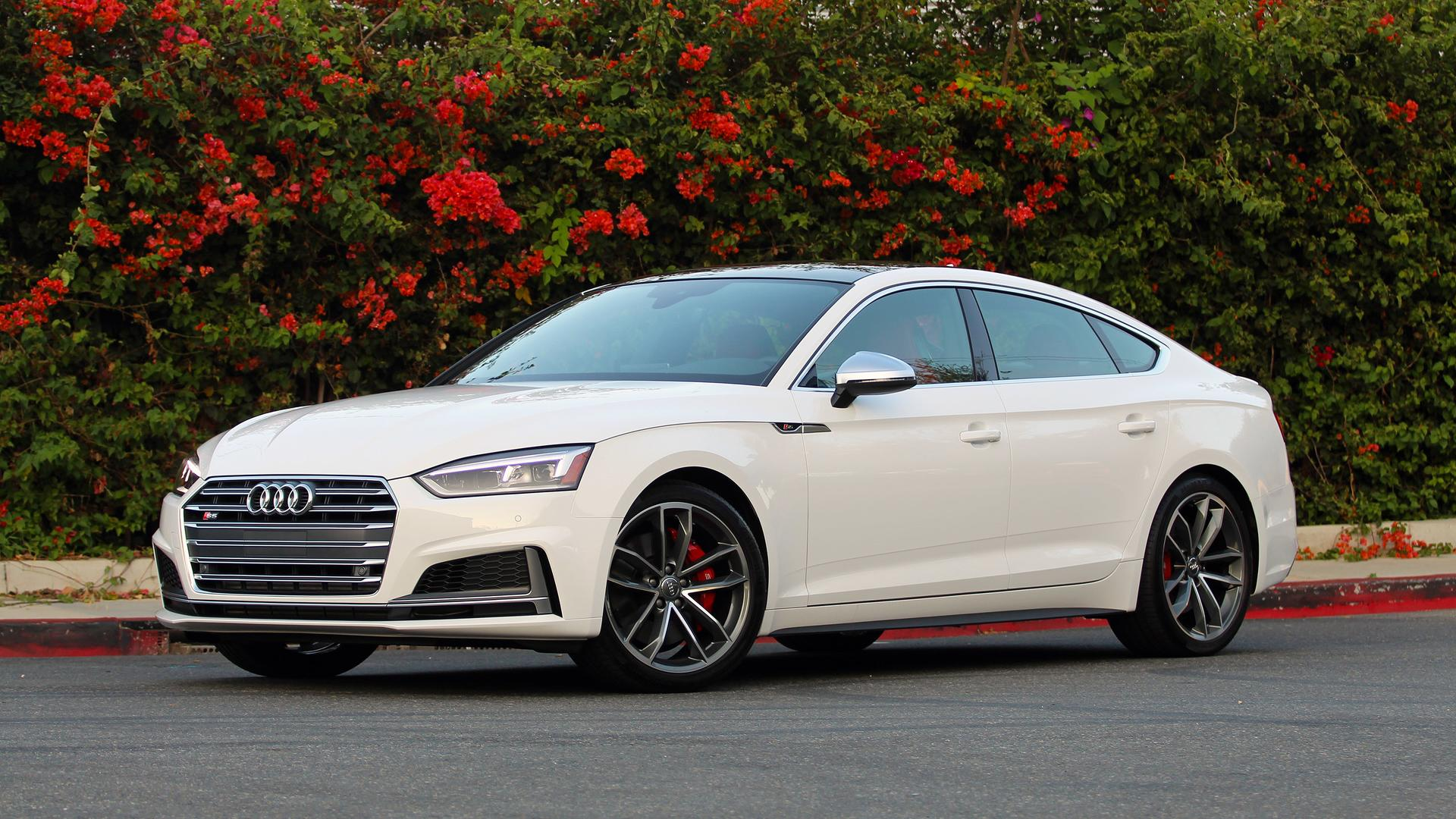 Audi S5 Sportback >> 2018 Audi S5 Sportback Review The One To Get