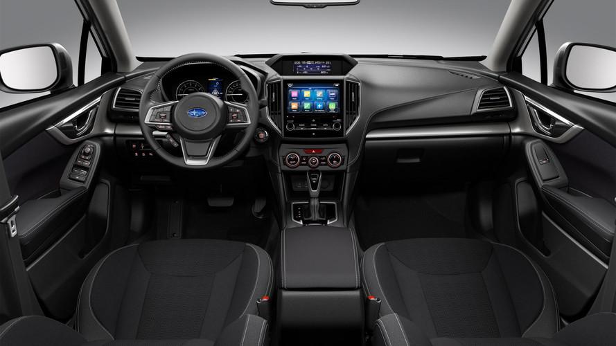 2018 Subaru Impreza Hatchback