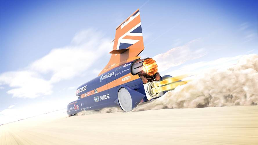 Everything you need to know about Bloodhound SSC