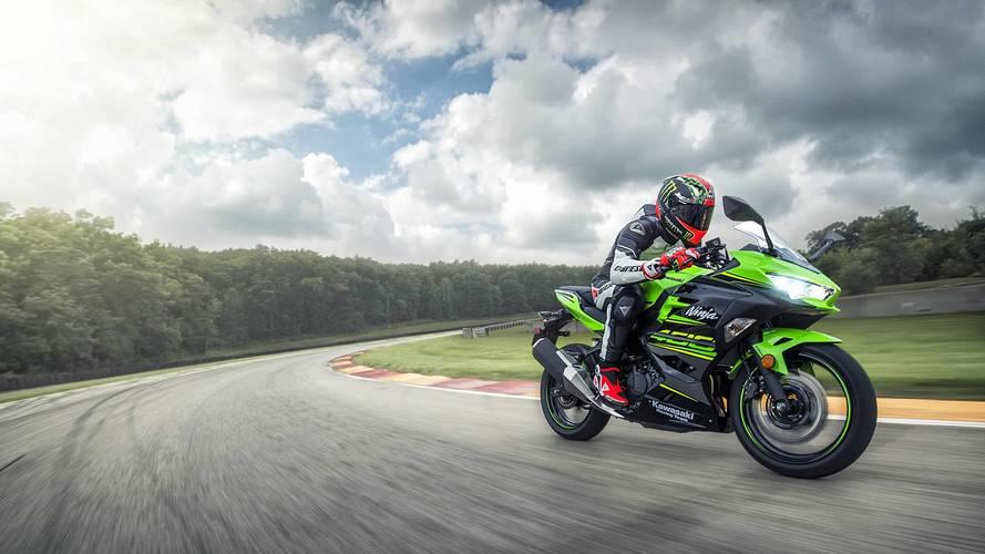 Kawasaki desvela la nueva Ninja 400, una deportiva de iniciación