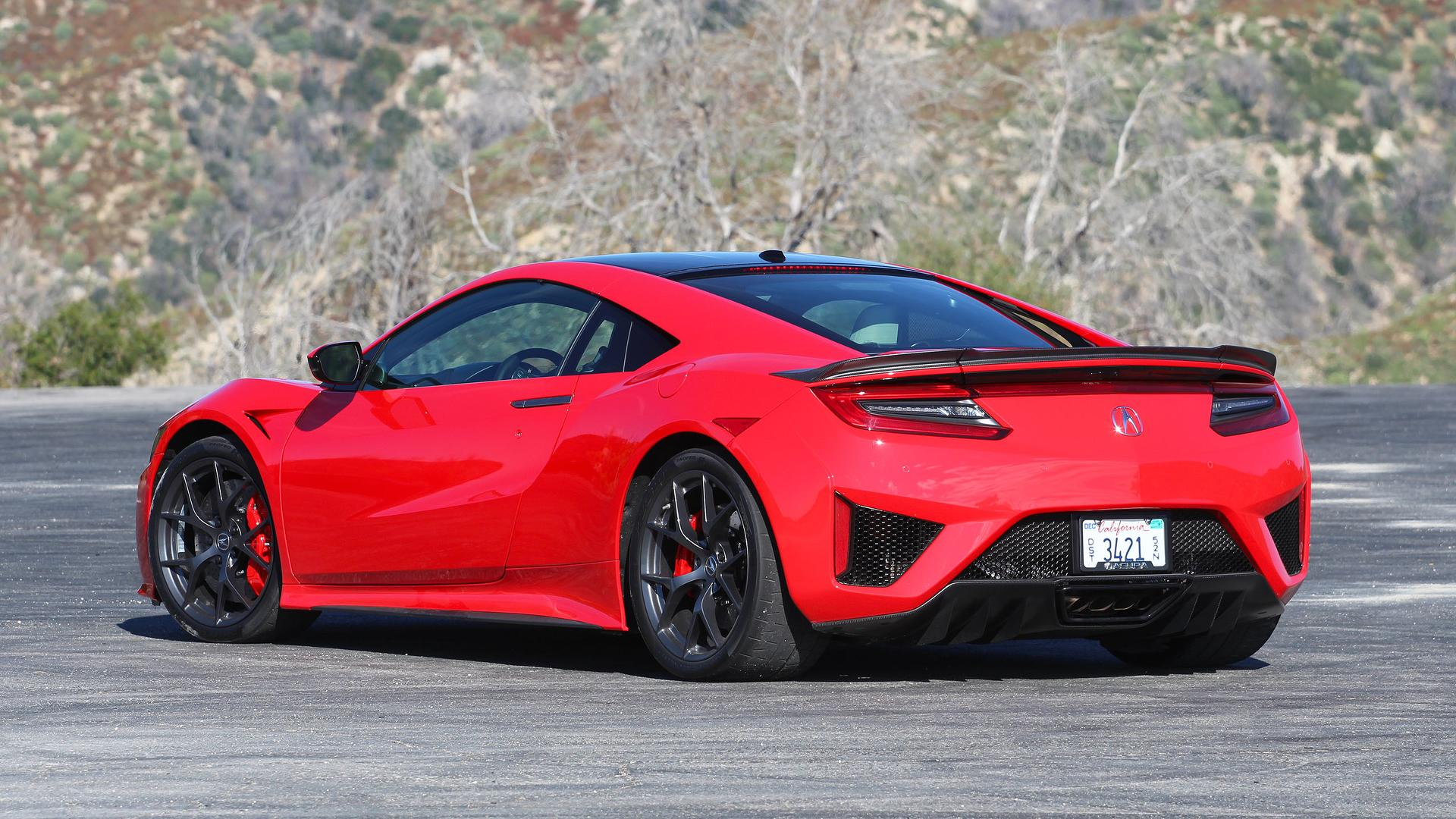 2017 Acura Nsx Review Every Day And Twice On Sundays