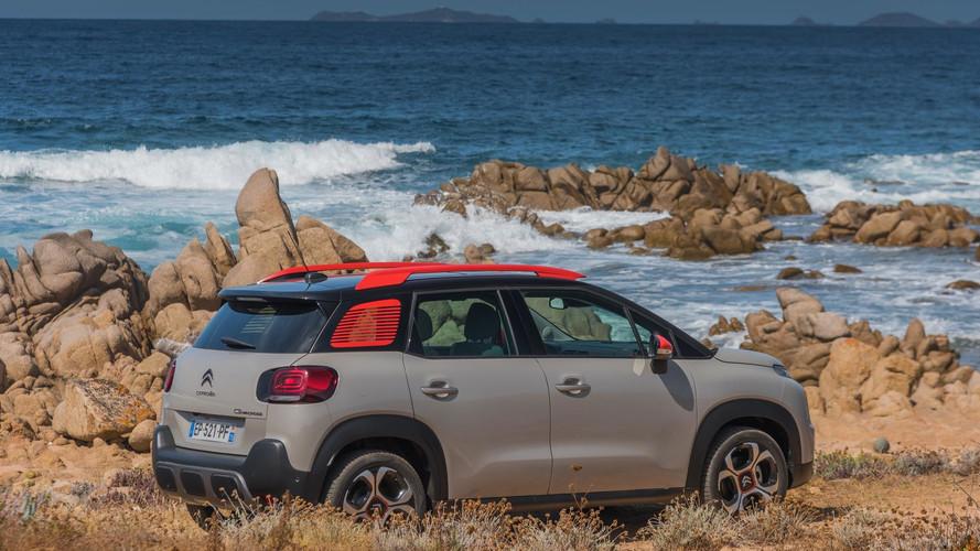 Citroën a vendu 100'000 exemplaires du C3 Aircross