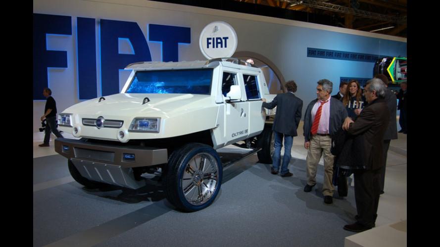 "Showcar ""Oltre Fiat"""