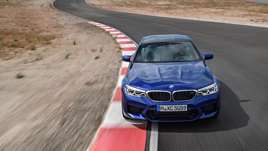 BMW rappelle déjà sa toute dernière M5 F90