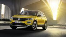 2017 Volkswagen T-Roc