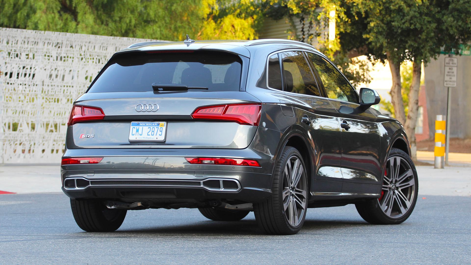 Audi Forced To Stop SQ Sales In Europe - Audi sq5 review
