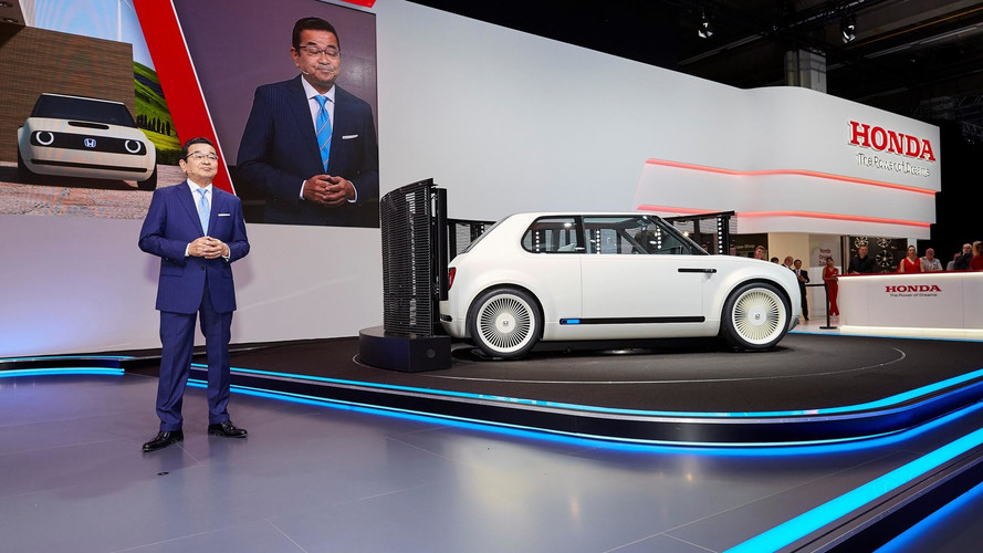 Every New Honda Model For Europe Will Be Electrified From Now On