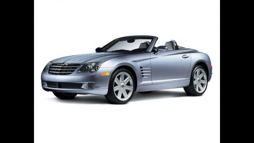 Chrysler Crossfire Cabrio