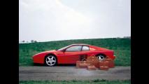 Ferrari 512 TR - il set di Valigeria per il modello Ferrari 512 TR prodotto da Cuoio Schedoni Modena [Ferrari S.p.a.]