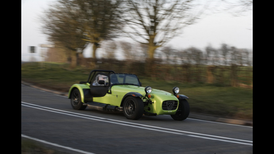 Caterham R400 Superlight