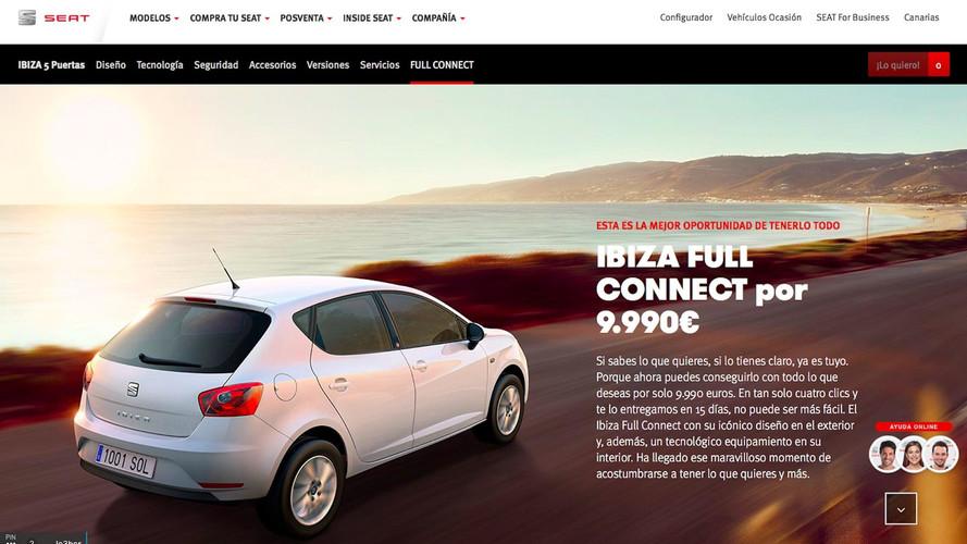 Ofertas: SEAT Ibiza 2017 con descuento