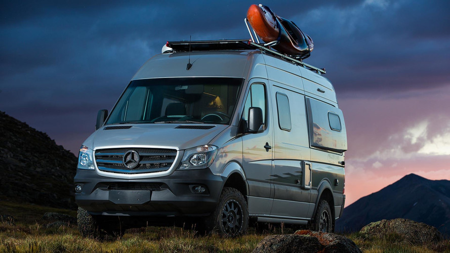 Winnebago Revel Is The 4x4 RV Of Your Camping Dreams