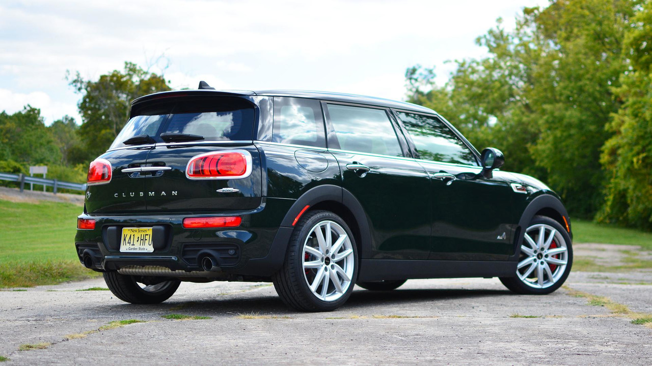 2017 Mini John Cooper Works Clubman Review The Premium Hot Wagon